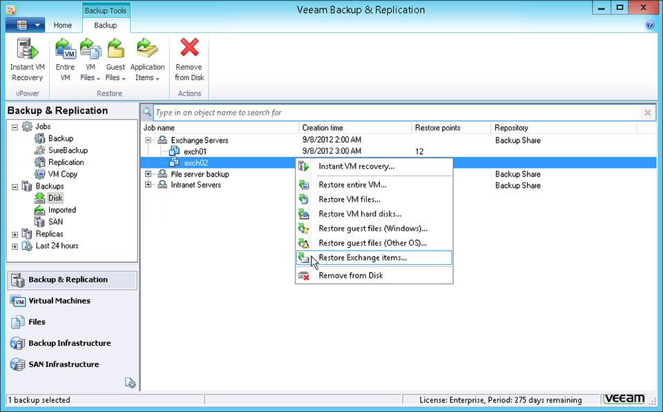 Veeam backup Disaster recovery plan (DRP), Backup as a service (baas) Disaster Recovery as a Service (RaaS)